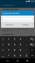 HTC One M8 - MMS - Configurar el equipo para mensajes de texto - Paso 9
