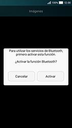 Huawei Y5 - Connection - Transferir archivos a través de Bluetooth - Paso 9