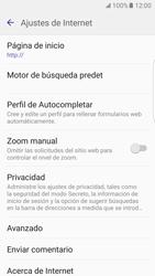 Samsung Galaxy S7 Edge - Internet - Configurar Internet - Paso 28