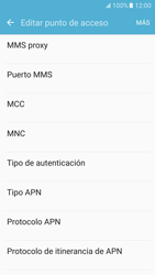 Samsung Galaxy S7 - Internet - Configurar Internet - Paso 11