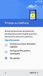 Samsung Galaxy J5 (2017) - Primeros pasos - Activar el equipo - Paso 15