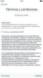 Apple iPhone 6 Plus iOS 8 - Primeros pasos - Activar el equipo - Paso 15