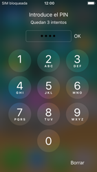 Apple iPhone SE - iOS 11 - Internet - Configurar Internet - Paso 17