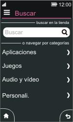 Nokia Asha 311 - Aplicaciones - Tienda de aplicaciones - Paso 5