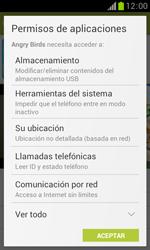 Samsung S7560 Galaxy Trend - Aplicaciones - Descargar aplicaciones - Paso 19