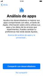 Apple iPhone 6s iOS 11 - Primeros pasos - Activar el equipo - Paso 25