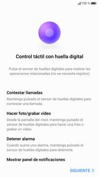 Huawei Mate 9 - Primeros pasos - Activar el equipo - Paso 19