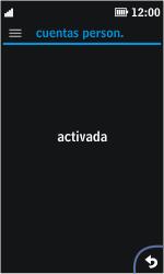 Nokia Asha 311 - Internet - Configurar Internet - Paso 5