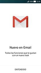 Huawei Y5 - E-mail - Configurar Gmail - Paso 4