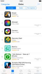 Apple iPhone 6 Plus iOS 8 - Aplicaciones - Descargar aplicaciones - Paso 7