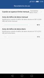 Huawei P9 Lite - Internet - Ver uso de datos - Paso 10