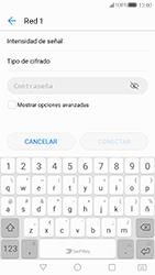 Huawei P10 - WiFi - Conectarse a una red WiFi - Paso 6
