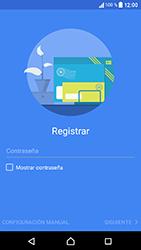 Sony Xperia XA1 - E-mail - Configurar correo electrónico - Paso 8