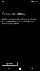 Microsoft Lumia 535 - Primeros pasos - Activar el equipo - Paso 16