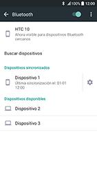 HTC 10 - Connection - Conectar dispositivos a través de Bluetooth - Paso 8