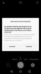 Huawei Y6 (2017) - Red - Uso de la camára - Paso 3
