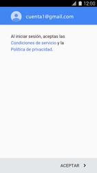 Samsung G900F Galaxy S5 - E-mail - Configurar Gmail - Paso 12