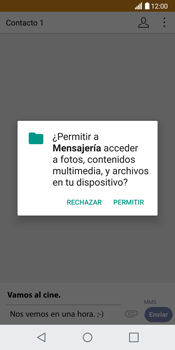 LG G6 - MMS - Escribir y enviar un mensaje multimedia - Paso 15