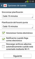 Samsung S7580 Galaxy Trend Plus - E-mail - Configurar Outlook.com - Paso 7