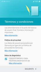 Samsung Galaxy S7 - Primeros pasos - Activar el equipo - Paso 6