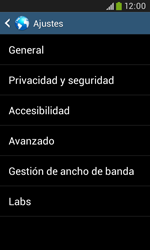 Samsung S7580 Galaxy Trend Plus - Internet - Configurar Internet - Paso 22