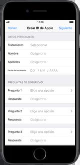 Apple iPhone SE - iOS 11 - Aplicaciones - Tienda de aplicaciones - Paso 10