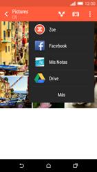 HTC One M8 - Connection - Transferir archivos a través de Bluetooth - Paso 6