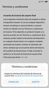 Huawei Mate 9 - Primeros pasos - Activar el equipo - Paso 7