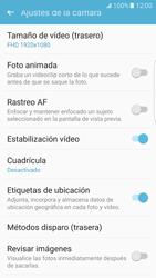 Samsung Galaxy S7 Edge - Red - Uso de la camára - Paso 10