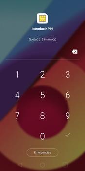 LG Q6 - MMS - Configurar el equipo para mensajes multimedia - Paso 21