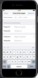 Apple iPhone SE - iOS 11 - Aplicaciones - Tienda de aplicaciones - Paso 11
