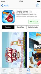 Apple iPhone 5s iOS 10 - Aplicaciones - Descargar aplicaciones - Paso 15