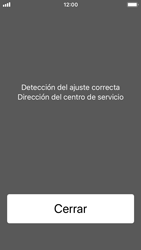 Apple iPhone SE - iOS 11 - MMS - Configurar el equipo para mensajes de texto - Paso 4