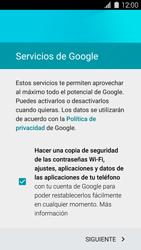 Samsung G900F Galaxy S5 - E-mail - Configurar Gmail - Paso 13