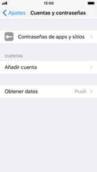 Apple iPhone 5s - iOS 11 - E-mail - Configurar Gmail - Paso 4