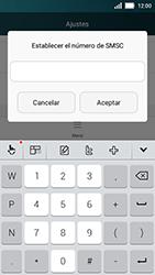Huawei Y5 - MMS - Configurar el equipo para mensajes de texto - Paso 6