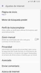 Samsung Galaxy S7 - Internet - Configurar Internet - Paso 27