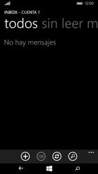 Microsoft Lumia 535 - E-mail - Escribir y enviar un correo electrónico - Paso 4