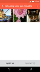 HTC One M8 - Connection - Transferir archivos a través de Bluetooth - Paso 8
