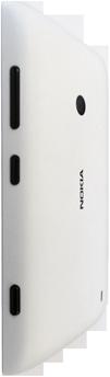 Nokia Lumia 520 - Primeros pasos - Quitar y colocar la batería - Paso 8