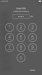 Apple iPhone 6s iOS 10 - Primeros pasos - Activar el equipo - Paso 5