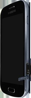 Samsung S7580 Galaxy Trend Plus - Primeros pasos - Quitar y colocar la batería - Paso 6