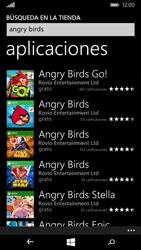 Microsoft Lumia 535 - Aplicaciones - Descargar aplicaciones - Paso 14
