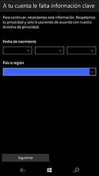 Microsoft Lumia 950 XL - Aplicaciones - Descargar aplicaciones - Paso 18