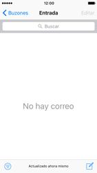 Apple iPhone 5s iOS 10 - E-mail - Escribir y enviar un correo electrónico - Paso 3