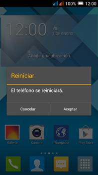 Alcatel Pop C9 - MMS - Configurar el equipo para mensajes multimedia - Paso 20