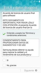 Samsung A500FU Galaxy A5 - Primeros pasos - Activar el equipo - Paso 6