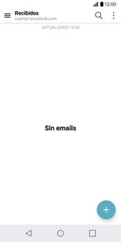 LG G6 - E-mail - Configurar Outlook.com - Paso 13