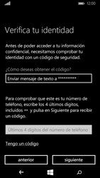 Microsoft Lumia 640 - E-mail - Configurar Outlook.com - Paso 10