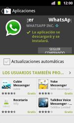 Samsung I8160 Galaxy Ace II - Aplicaciones - Descargar aplicaciones - Paso 9